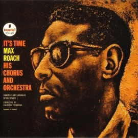 It's_Time_(Max_Roach_album)